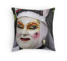 Drag! Throw Pillow