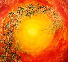 Ascending Light by printscapes
