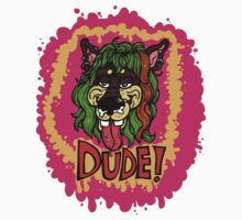 Dude! Obie Doberman by vanweasel