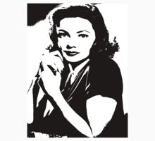 Gene Tierney Has The Look by Museenglish
