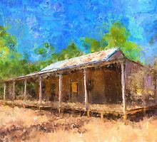 The Old Homestead by Stephen Swayne