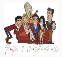 Friends by Greg Vercoe