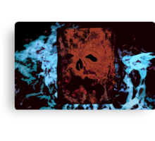 Necronomicon Canvas Print