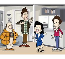 Seinfeld by Greg Vercoe