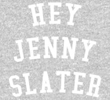 HEY JENNY SLATER (Grosse Pointe Blank) by Tabner