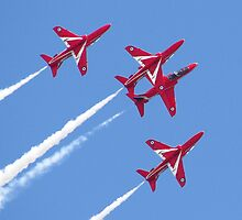 Red Arrows by peely20