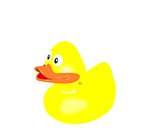 Rubber Ducky by kwg2200