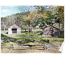 Beaver Creek Village Poster