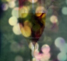 A Glass of Wine by Vitta