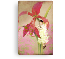 Flower Spirit Canvas Print