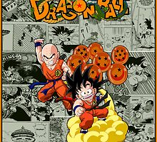 Dragon Ball Poster/Image by yigitsen