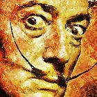 Dali's Eyes by Maximilian San