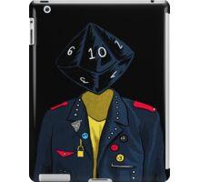 d10 iPad Case/Skin