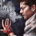 Supernatural S9: It Hurts by Kirby Burt