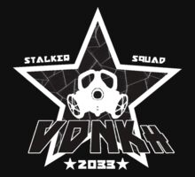 VDNKh Stalker Squad [White Version] by Prander84