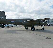 B25 Liberator by normhill