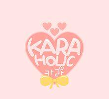 KARAHOLIC (Hearts) by pinkbook