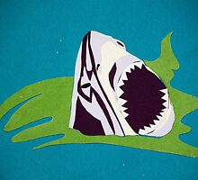 Great White by CarlaHarvie