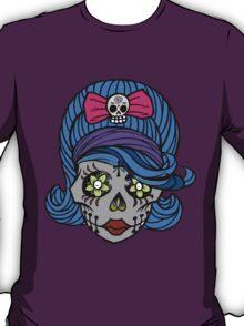 She Sugar Skull T-Shirt