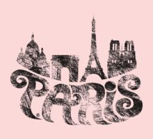 Paris by CarolinaMatthes