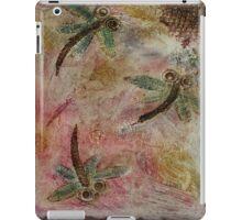 Dragonfly Fairy Floss iPad Case/Skin
