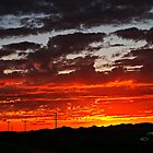 """Sunset In Arizona"" by Gail Jones"