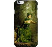 Look deep into nature... iPhone Case/Skin