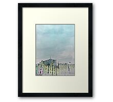 plip Framed Print