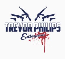 Trevor Philips Enterprises - GTA V by KidKime