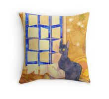 Your Little House Throw Pillow