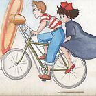 Ghibli Valentine - [03] by JessicaMariana