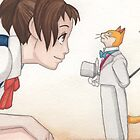 Ghibli Valentine - [05] by JessicaMariana