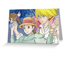 Ghibli Valentine - [06] Greeting Card