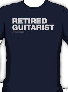 Retired Guitarist T-Shirt