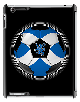 Scotland - Scottish Flag - Football or Soccer by graphix