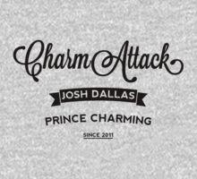 Josh Dallas - Charm Attack - Light by VancityFilming