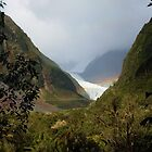 Land of Rainbows and Glaciers by ItsAnOddWorld