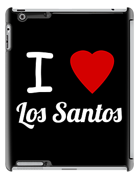 I Heart Los Santos by ScottW93
