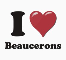 I Heart Beaucerons by HighDesign