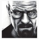 Walter White - Portrait by HarryJMichael