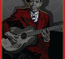 ROBERT JOHNSON DELTA BLUES by Larry Butterworth