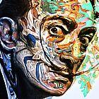 Salvador Dali by iColorama App