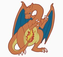Charizard by Leeward-Voyage