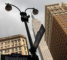 Broadway by Carolyn Boyden