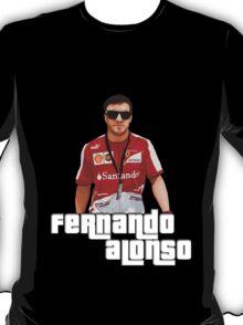Alonso GTA Style T-Shirt