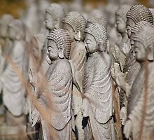 Waujeongsa Temple, South Korea by Belle  Nachmann