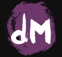 Depeche Mode : Dm logo 1993 by Luc Lambert