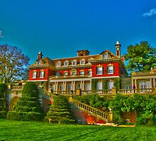 Glitter That Was Once Gold - Westbury House by Kevin Durst
