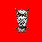 Red Owl by Casey Virata