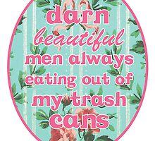 Darn Beautiful Men - Gravity Falls by taxdollars